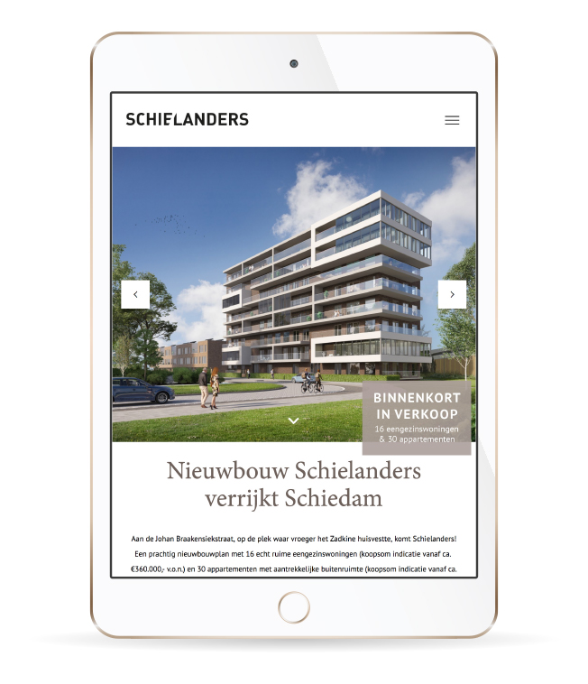 Schielanders-website